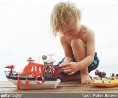 Jouer est important pour votre enfant, 3 étapes de jeux.